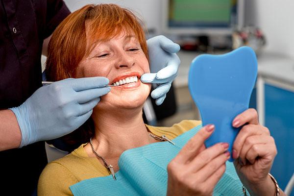 dentures forney tx